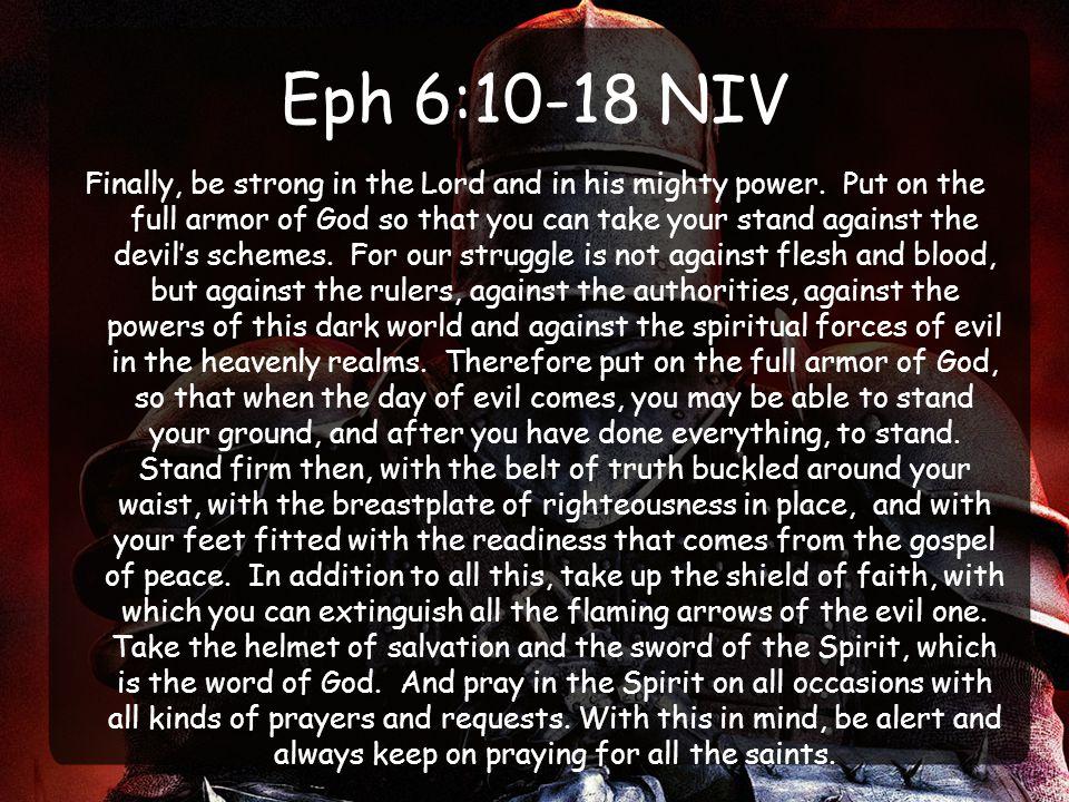 Eph+6_10-18+NIV